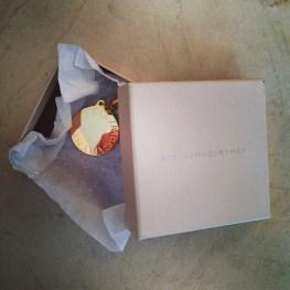 Nino's Christmas present from Stella McCartney