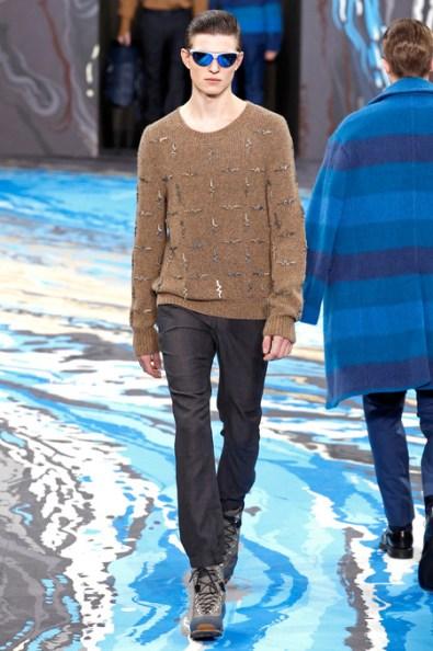 Louis Vuitton Fall 2014,