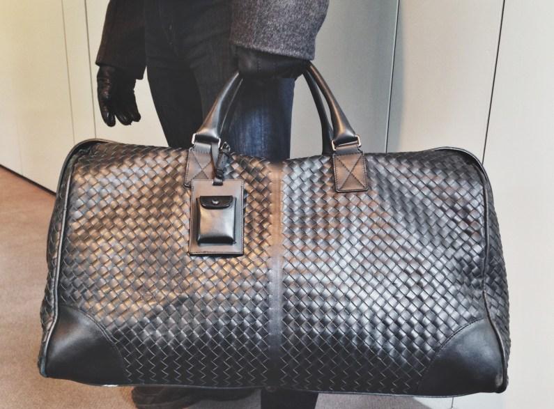 Bottega Veneta Duffle Bag