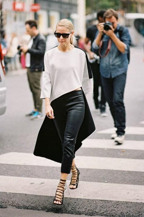 Paris Street Style via www.vanessajackman.blogspot.com