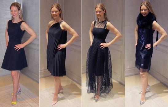 Melinda Knight at Dior