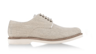 2. Grenson Woven Laced Shoes