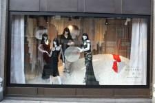 Alexander McQueen window Selfridges womens designer galleries