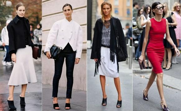 Mule trend street style