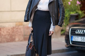 Street Style via Caroline's Mode Blog