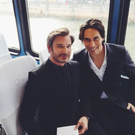 Dior Cruise 2015 Ferry