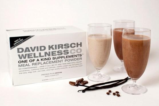 David Kirsch Wellness Protein Plus Shakes