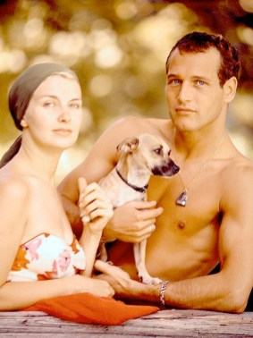 3. Joanne Woodward and Paul Newman