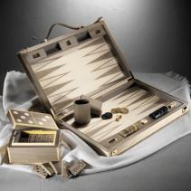 3. Loro Piana Backgammon