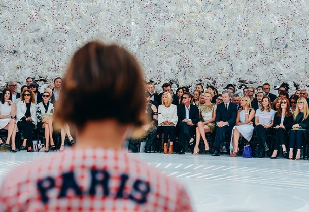 Dior Haute Couture | Photo c/o Tommy Ton