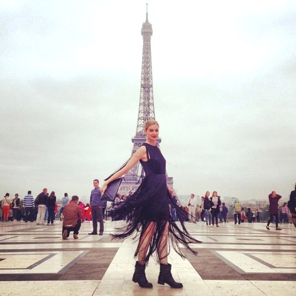 Lisa Marie McComb Visual Therapy Stylist in Paris