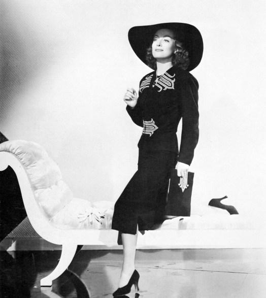 "Joan Crawford in ""Mannequin"", 1937"