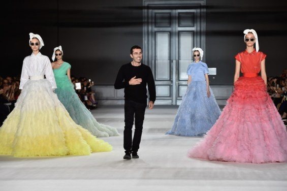 Giambattista Valli Haute Couture Fall 2015