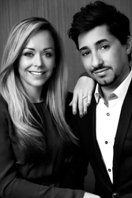 Tamara Ralph and Michael Russo