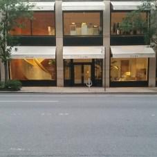 Celine boutique NYC
