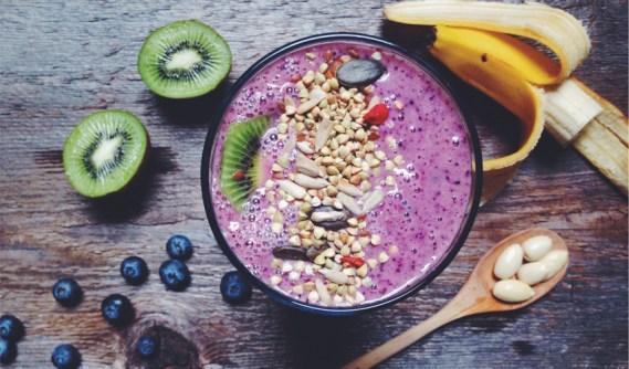 Breakfast-Criminals Blueberry Bliss Smoothie