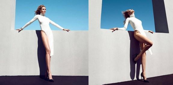 Cameron Diaz Harper's Bazaar
