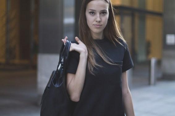 Proenza Schouler Dress, LRVT Tote