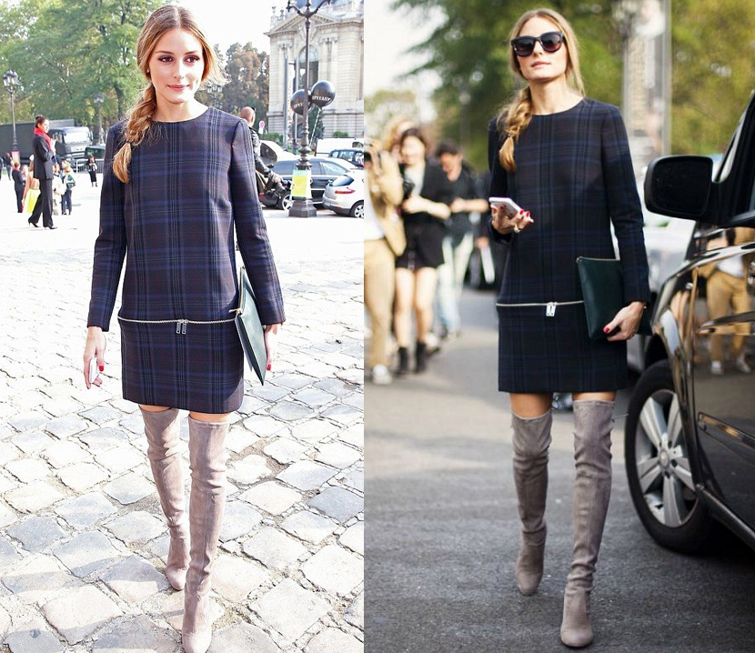 Office-Appropriate Over The Knee Boots