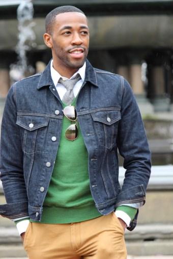 Ryan Clark, founder of High Fashion Men