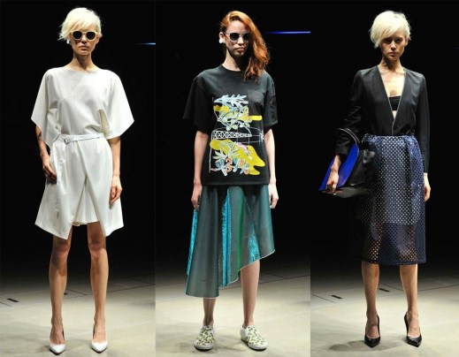Tokyo Fashion Week SS15