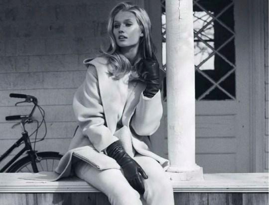 Toni Garrn Vogue