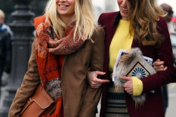 Street style fashion friends