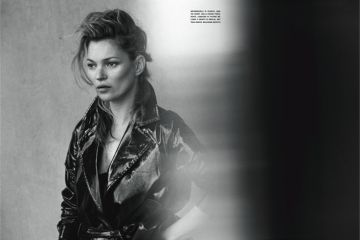 Kate Moss Vogue Italia Peter Lindbergh