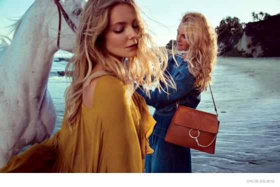 2015 Spring Ad Campaigns: Chloe