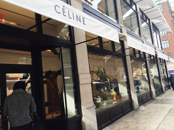 Insider Exclusive: Celine Spring 2015 Preview