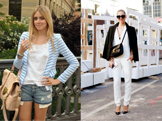 Style Transformations Of 7 Biggest Fashion Bloggers