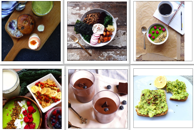 healthy instagrams to follow