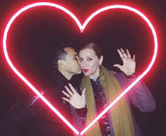 Jesse Garza and Lisa Marie MComb at Moncler Grenoble Fall 2015