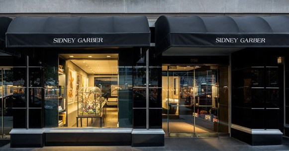 Sidney Garber new york boutique