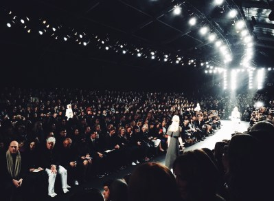 Paris Fashion Week Diary: Valentino Fall 2015