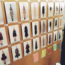 Paris Fashion Week Diary: Alexander McQueen Fall 2015