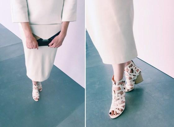 Fashion stylist in Paris | Celine look