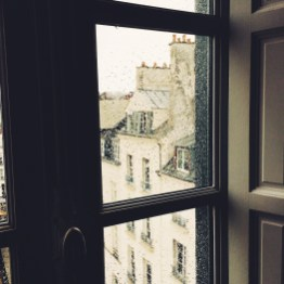 Paris Shopping Diary: A Rainy Day In The City Of Lights
