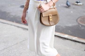 Elements of Style: Rosie Wears 3 Trends In 1 Look