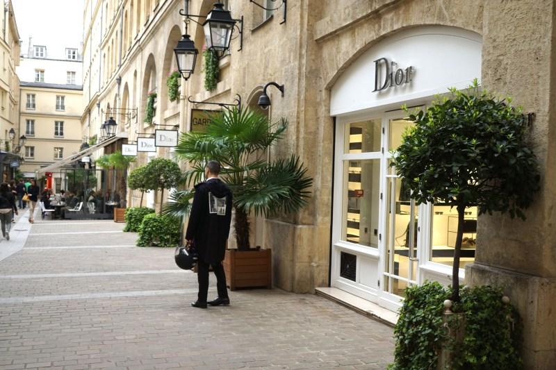 Paris shopping diary |Dior