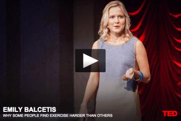 Emily Balcetis TED Talk