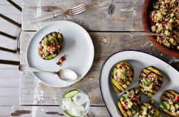 Grilled avocado recipe