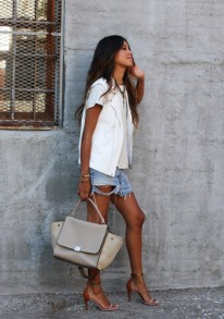 Style Tip: Step Up Your White Tee This Summer