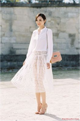Style Tip: Sheer Perfection
