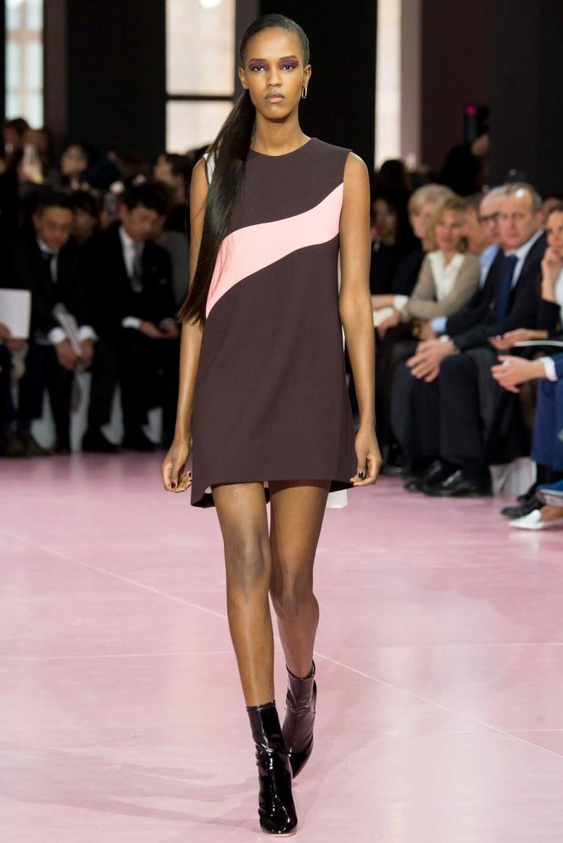 Dior Mod Dress