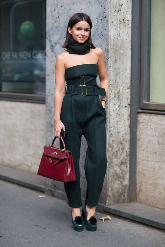 Style Tip: 5 Ways to Wear Jumpsuits Everyday