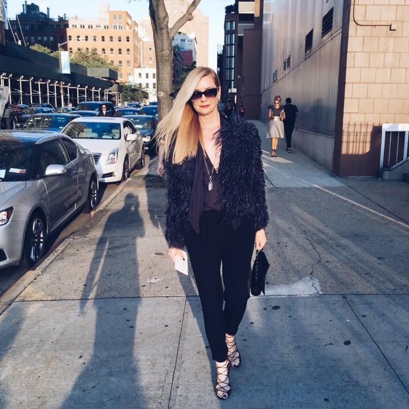 Lisa Marie McComb Givenchy NYFW