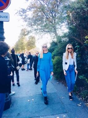 Chloe spring 2016 paris fashion week arrivals the sartorialist