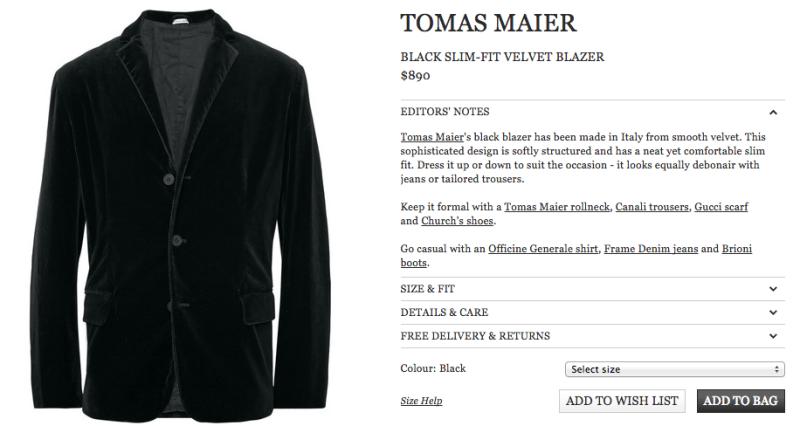 thomas maier blazer