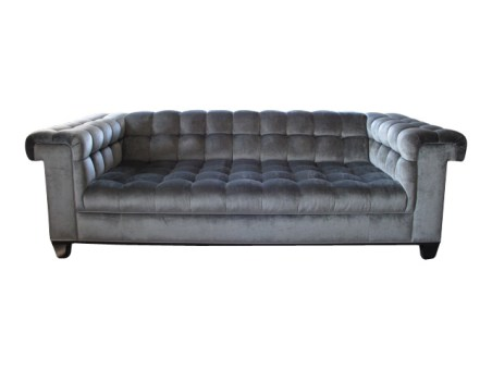 This Redcraft Sofa by Steven Gambrel for DeringHall.com is a sexy special order classic piece.